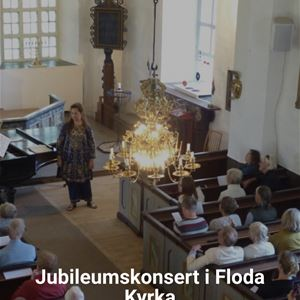 Jubileumskonsert  Dala-Floda Operafest