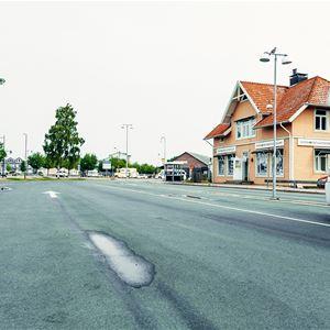 Dagsparkering - Gamla busstationen