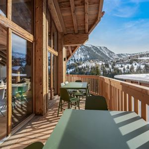 CHALET COSTON / Mountain of exception