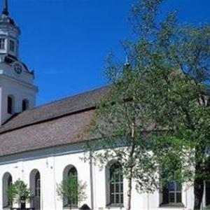 Orsa kyrka.