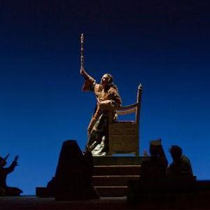 ARIADNE PÅ NAXOS  Direktsänd opera från Metropolitan Opera i New York