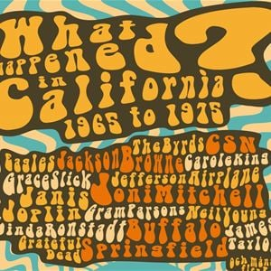 bild med text what happened in California 1965 to 1975?