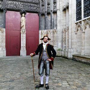 Suivez le Suisse ! (visite littéraire) FLAUBERT 21