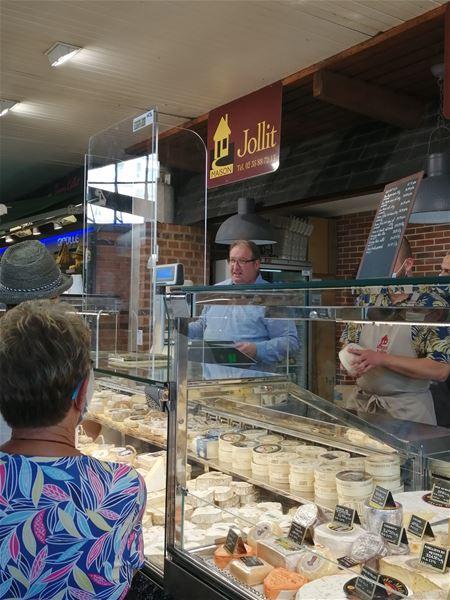 Rouen Gourmande (visite guidée et dégustations)