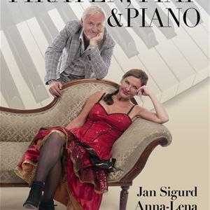 Piraten, Piaf & Piano på Smygehus Havsbad