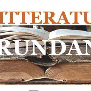 Litteraturrundan 2021 - Våra ord får öknen att blomma