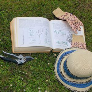Inspirationskväll kring trädgårdsböcker