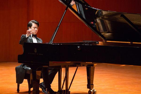 Sandra Lied Haga cello och Haiou Zhang piano