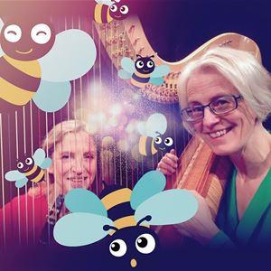 Surr! En musikföreställning om bin, blommor och miljö