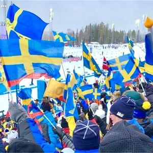© Copy: Biathlon Östersund, Worldcup in Biathlon 2021