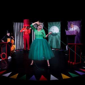 © Kondens, Kondens musikaliska cirkus