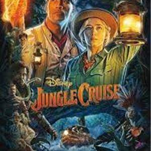 Filmen JUNGLE CRUISE visas i Biografteatern Kilafors