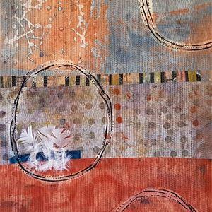 Textilkonst i Hallstaviks Konsthall