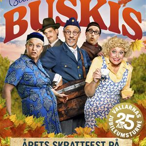 Scensommarbuskis - Jubileumsshow
