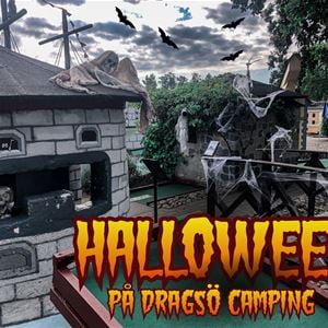 Halloweek - autumn fun at Dragsö camping