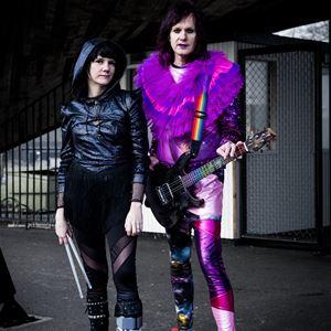Punkrock på Svågagården