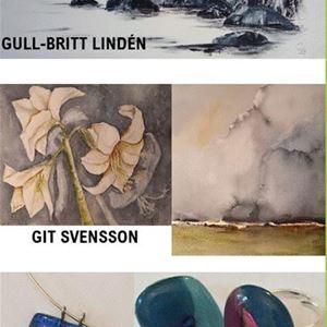 Konstutställning i Södratorps Kvarn