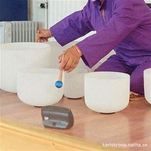 Natha Yoga - Ljudhealing för inre balans och harmoni