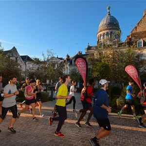 Tours By Day – sortie running solidaire spéciale échauffement 10&20 et Marathon de Tours