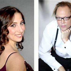 Konsert - Romanskonsert med sopranen Maria Fontosch och pianisten Love Derwinger