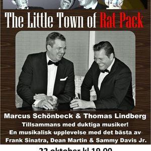 Konsert - The Little Town of Rat Pack