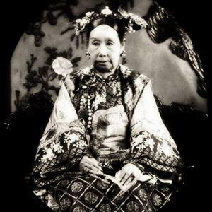 Lunchföredrag - Änkekejsarinnan Ci Xi av Kina