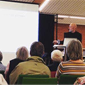 Lunchföredrag - Fysikern förbättrar vården