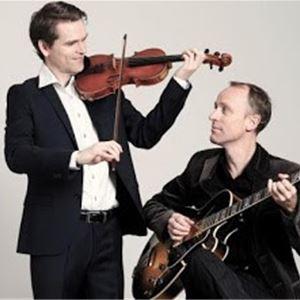 Konsert Mads Tolling och Jacob Fischer