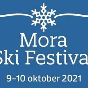 Mora Ski Festivas logga.