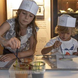 L'apprenti chocolatier (atelier enfants)