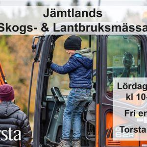 © Copy: https://www.facebook.com/events/397037128451121/?ref=newsfeed, Jämtlands Skogs- och Lantbruksmässa 2021