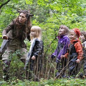 FAMILJEFÖRESTÄLLNING- Jag är som skogen fast annorlunda