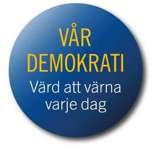 Demokratistuga på Stortorget