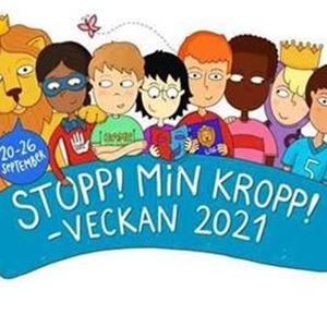 Stopp! Min kropp! - Att skydda barn från våld och övergrepp på nätet.