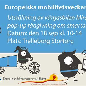 Europeiska mobilitetveckan 2021