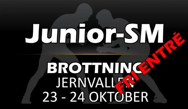 Junior SM i brottning