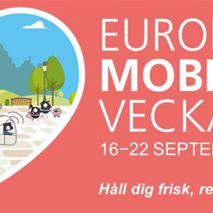 Mobilitetsveckan - Digital föreläsning om elbilar