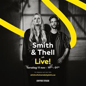 Konsert: Smith & Tell
