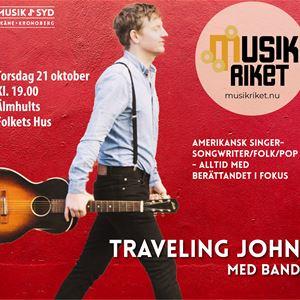 Konsert: Traveling John