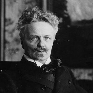 Strindbergs oplockade gås