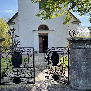 Alla kyrkor på norra Öland är öppna