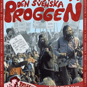 'Musikrörelsen - Den Svenska Proggen' i Andreaskyrkan, Vaxholm