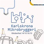 Oktoberfest på Karlskrona Mikrobryggeri