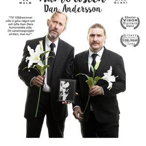 Tacokväll och en förställning till minne av av Humoristen Dan Andersson