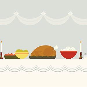 Julbord på Svågagården