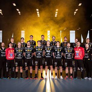 Seriematch: HIF Karlskrona - AMO Handboll