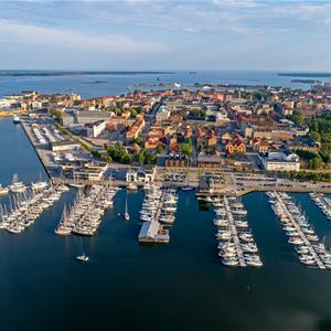 Guest harbour - Karlskrona City Marina