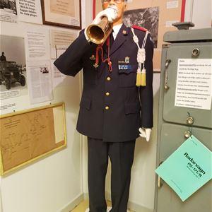 Höstlov på  Norrtälje luftvärnsmuseum