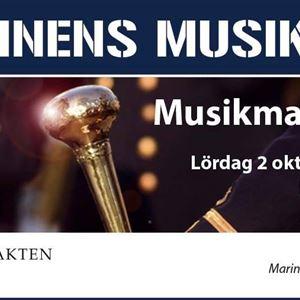Musikmarsch - Marinens Musikkår