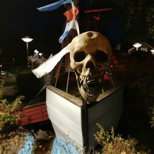 Halloweek - Nattspökrunda med tipspromenad